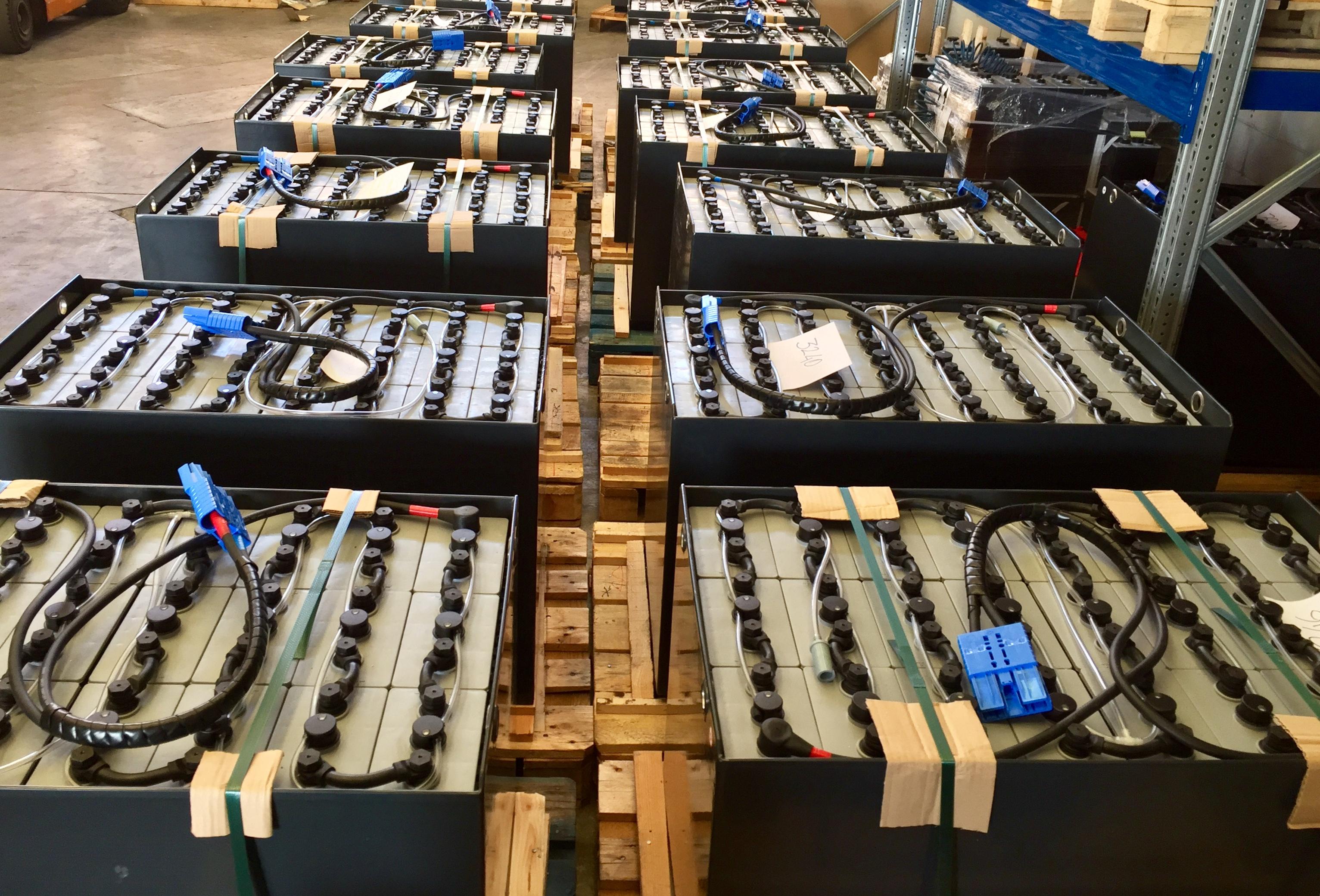Batterie trazione 48 Volt