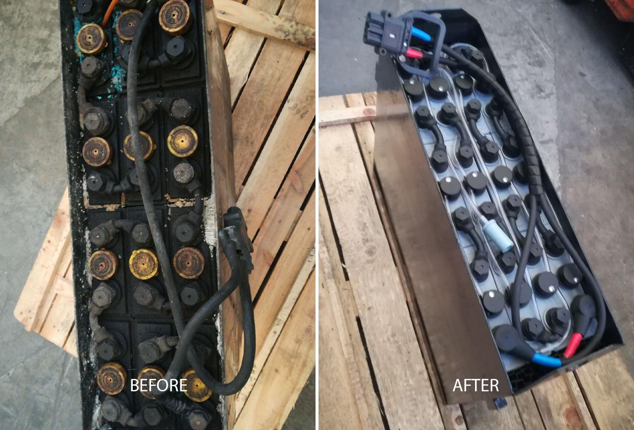 Riparazione e manutenzione