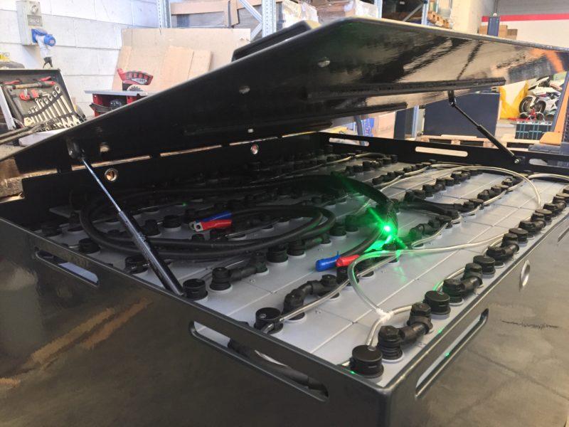 Batteria muletto 96V
