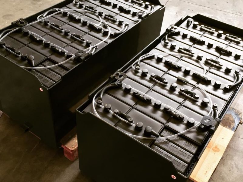 Batteria per muletto 80V – 1250AH
